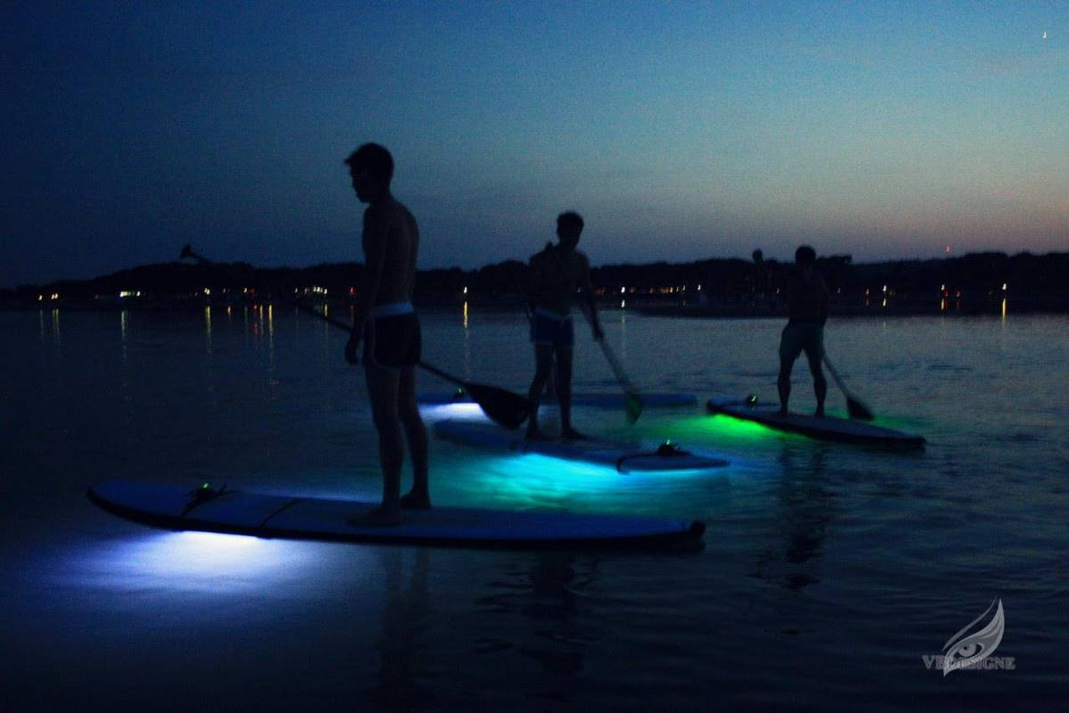 Sup Glow Night Tour Sport Tourism Far Fast Deep High