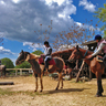Manjadvorci Weekend horse riding