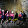 Explore the caves kayaking